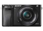 Sony A6000 24.3 MP Camera (Black) with SELP16-50mm Lens
