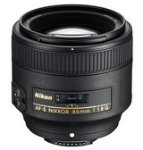 Nikon AF-S 85mm f/1.8G Lens