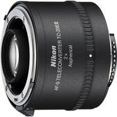 Nikon TC-20E III AF-S and AF-I 2X Teleconverter