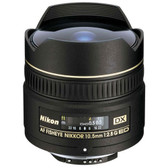 Nikon AF 10.5mm f2.8G DX IF-ED Fisheye Lens