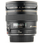 Canon EF 20mm f/2.8 USM Camera Lens