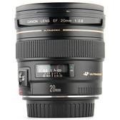 Canon EF 20mm f/2.8 USM Camera Lens
