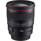 Canon EF 24mm f1.4 USM II Camera Lens