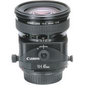 Canon TS-E 45mm f2.8 Tilt-Shift Camera Lens