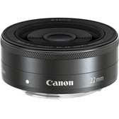 Canon EF-M 22mm f/2 STM Lens for EOS-M