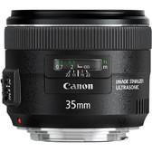 Canon EF 35mm f2.0 IS USM Lens