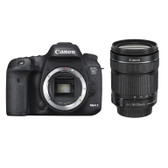 Canon EOS 7D Mark II Super Kit with EF-S 18-135mm f/3.5-5.6 IS STM Lens