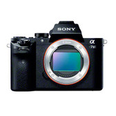 Sony Alpha A7 Mark II Full-Frame Mirrorless Camera Body