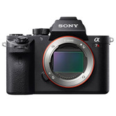Sony Alpha A7R II Full-Frame Mirrorless Camera Body