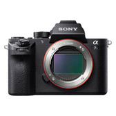 Sony Alpha a7S II Mirrorless Digital Camera Body