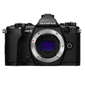 Olympus OM-D E-M5 MKII Digital Camera Body - Black