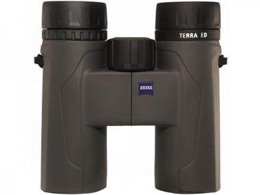 Carl Zeiss Terra ED 10x32 Binoculars Grey