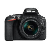 Nikon D5600 DSLR Camera with AF- P 18-55 VR Lens