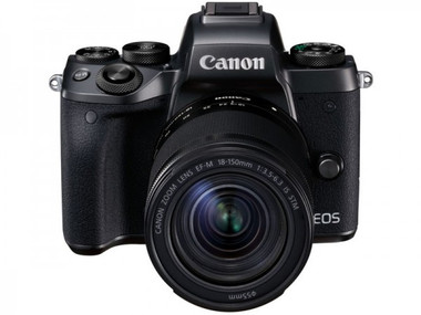 Canon EOS M5 EF-M 18-150mm f/3.5-6.3 IS STM Kit