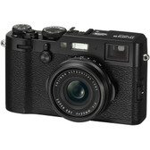 Fujifilm X100F Digital Camera - Black