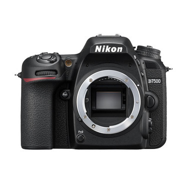 NIKON D7500 DSLR CAMERA Front