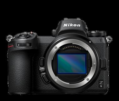 Nikon Z6 Mirrorless Digital Camera - Body Only