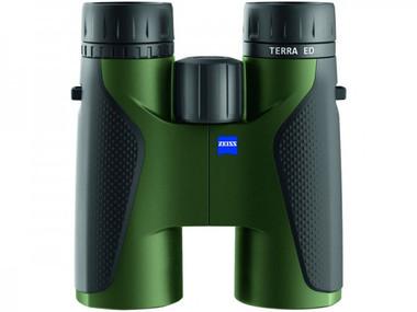 Carl Zeiss Terra ED 8x42 Binoculars - Green