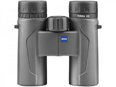 Carl Zeiss Terra ED 8x32 Binoculars Grey