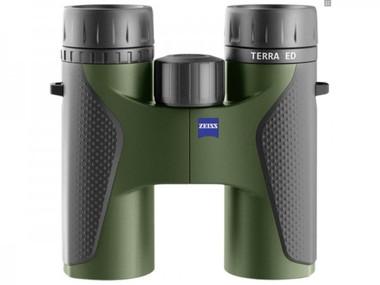 Carl Zeiss Terra ED 10x32 Binoculars Green