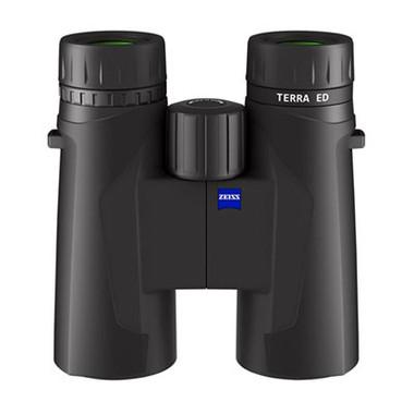 Carl Zeiss Terra ED 10x32 Binoculars Black