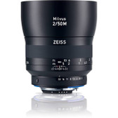 Zeiss Milvus 50mm f/2.0 Macro ZF.2 Lens for Nikon