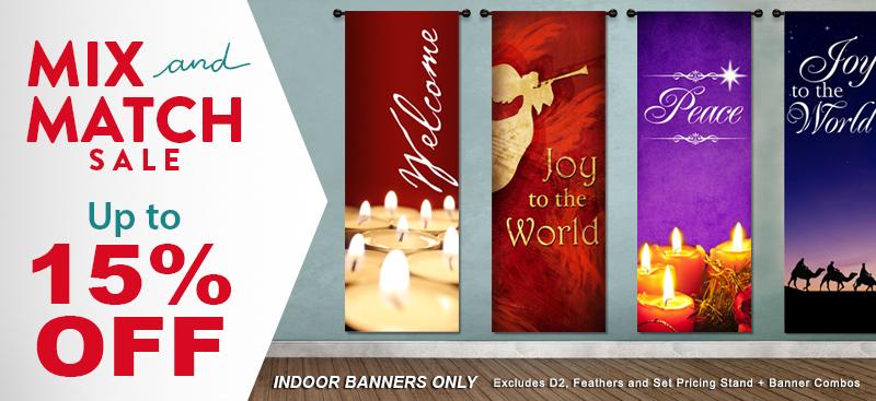 Christmas Wall Banners