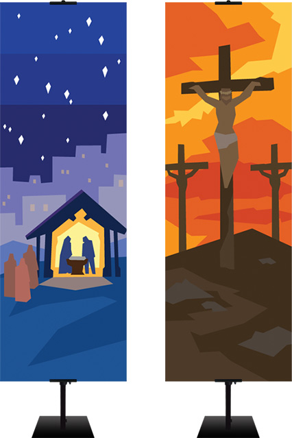 Bible Story Banner Images