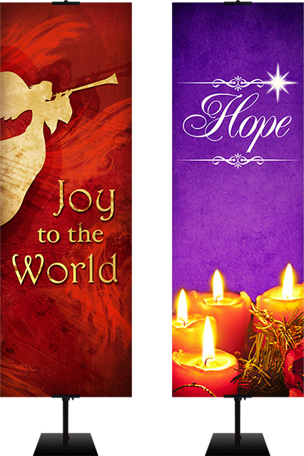 Christmas banners for churches