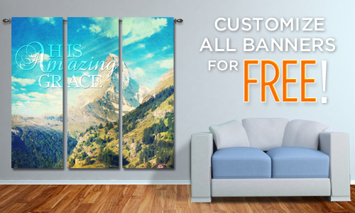 Church Banner Collages Stage Backdrops Churchbanners Com