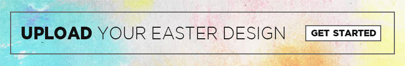 custom banners for Easter