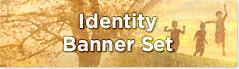 identity banner