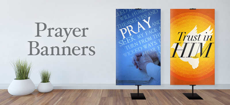 prayer-banners