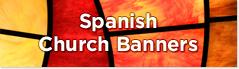 spanish church banners