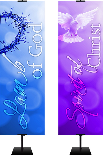 trinity banner designs