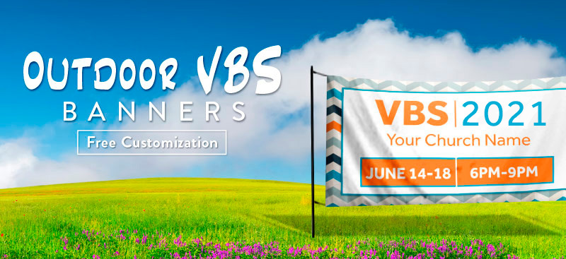 vbs outdoor banner