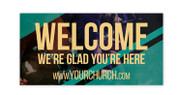 Welcome Banner  - Style 23