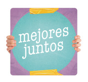 COVID ReOpen Handheld - Style 3 Spanish - Mejores Juntos