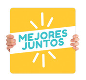 COVID ReOpen Handheld - Style 10 Spanish - Mejores Juntos
