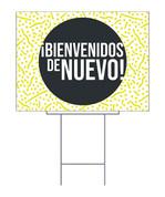 Spanish Yard Sign