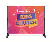 Kids Church Backdrop