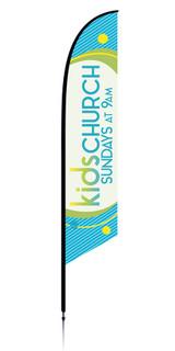Kids Church Feather