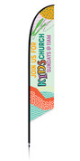 Kids Church Feather