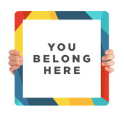 ReOpen Handheld - Design Collection Style 4 - You Belong Here