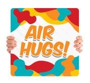 ReOpen Handheld - Splotch - Air Hugs