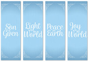 Indoor Banner Set of 4