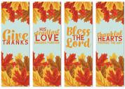 Indoor Banner Set of 4