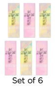 Set of 6 Easter Flowers Church Banners