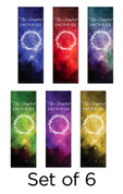 Set of 6 The Greatest Sacrifice Church Banners