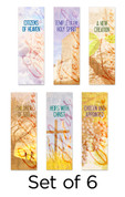 Set of 6 Identity Series Church Banners